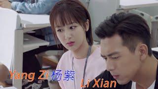 Li Xian Yang Zi - Go Go Squid Lovely Images