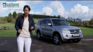 Mitsubishi Shogun 2014 review: http://bit.ly/19XmMyi Subscribe to t...