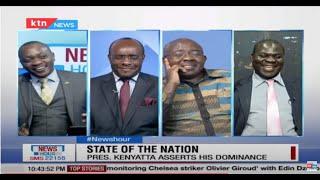 STATE OF THE NATION: Analysis on Clergy & BBI, President Kenyatta's dominance, MT. Kenya owing Raila