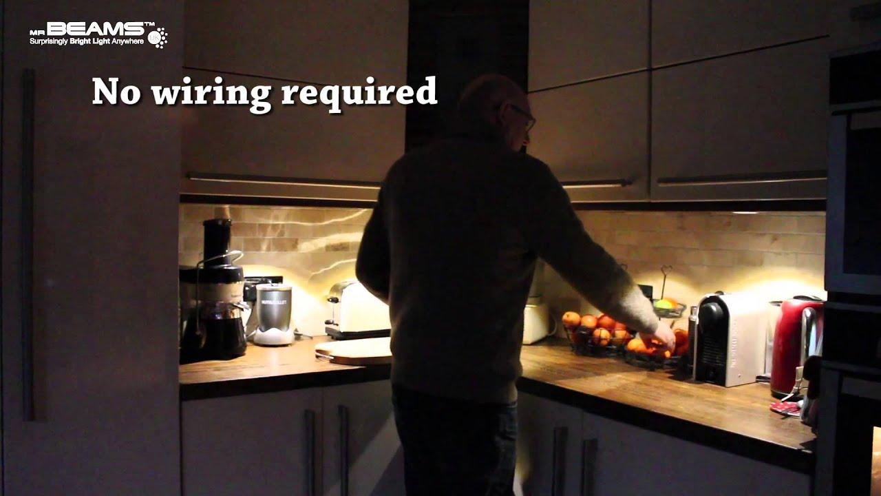 Under Cabinet Lighting No Wires. Mr Beams Under Cabinet Lighting No Wires V
