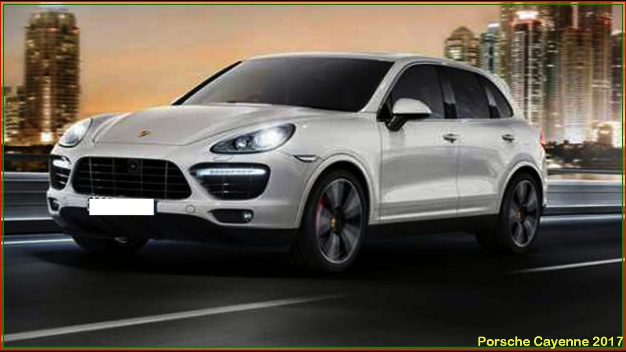 porsche cayenne 2017 2017 porsche cayenne turbo s. Black Bedroom Furniture Sets. Home Design Ideas
