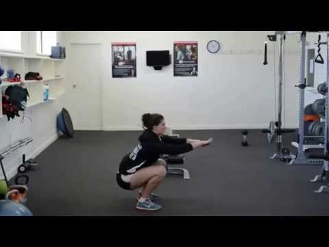 How to Squat The Correct Way | Personal Trainer Kirri Story Adelaide, SA