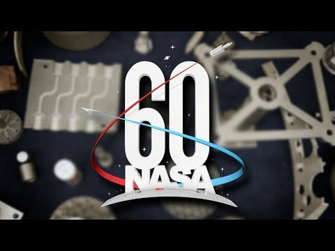 NASA 60th: Trailblazing Technology