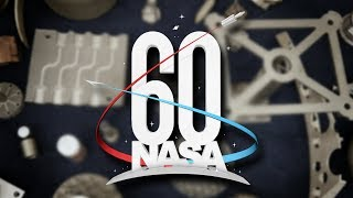 NASA 60th: Trailblazing Technology