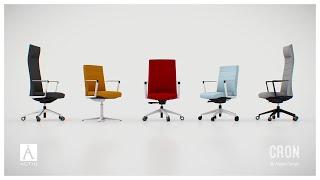 CRON - Business Ergonomic Seating