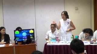 2014狮城杯初赛 l立化中学 vs 南洋女子中学(1)