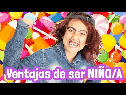 NIÑOS / NIÑAS Y SUS VENTAJAS - Gibby :)