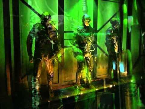 Inside A Borg Cube Youtube