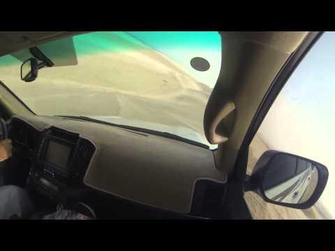 Desert Camping Trip Qatar