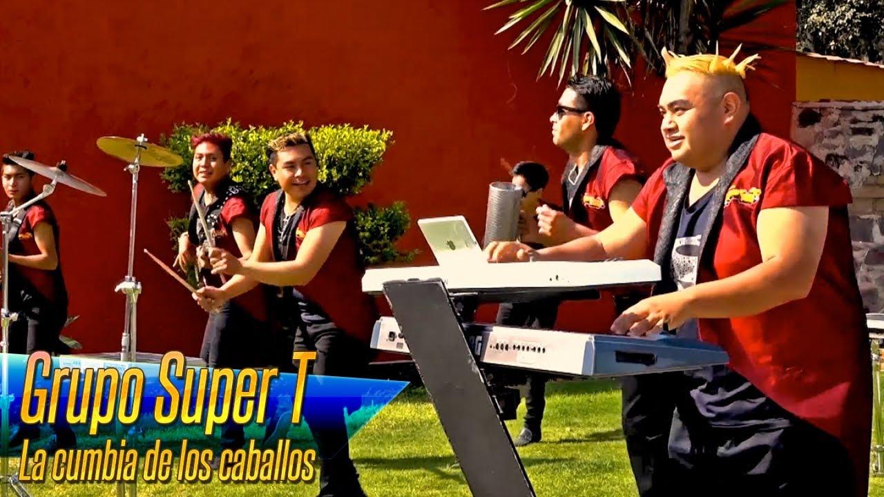 Grupo Super T - Cumbia De Los Caballos