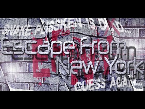 Escape from New York - Episode 1 - Broken Sea Audio Productions Audio Drama