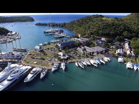 Ep 29 Nelson's Dockyard and the Fortifications of Antigua
