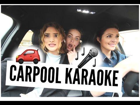 Ich fahre! - CARPOOL KARAOKE MIT KAT & PADDY! ▹ AnnaMaria ♡