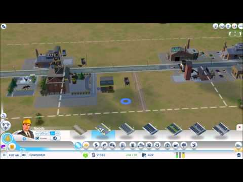 Let's Play SimCity Part 2: Mine, it's all MINE!