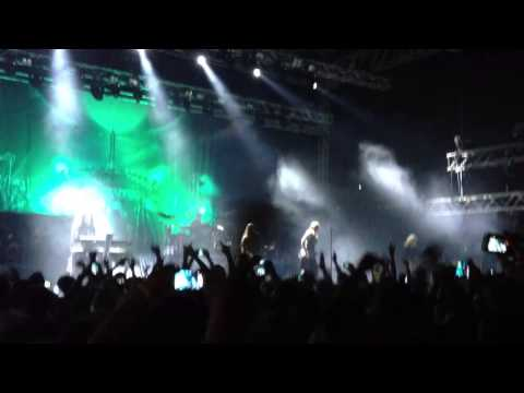 NIGHTWISH in Lebanon - Byblos International Festival (HD)