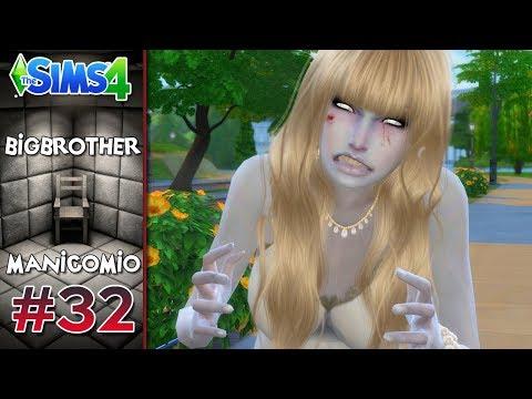 A VINGANÇA DA VIÚVA VAMPIRA #32 - Big Brother do Manicômio
