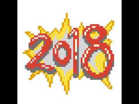Pixel Art 2018