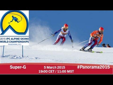 Super-G   2015 IPC Alpine Skiing World Championships, Panorama
