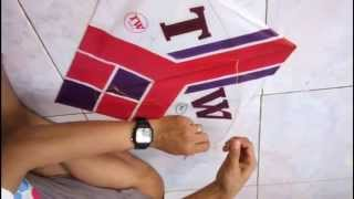 How to Tie a Kite