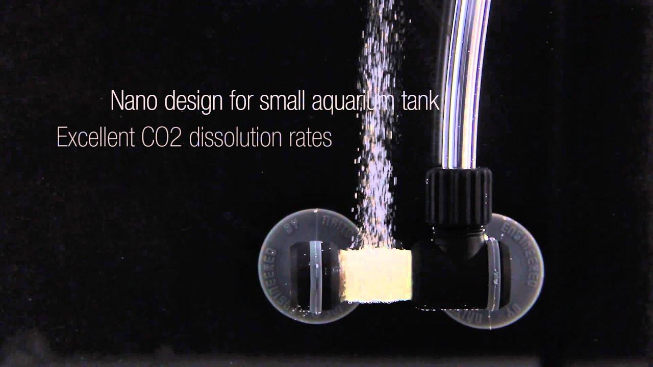 Precision Co2 Nano Aquarium Diffuser Bazooka Atomizer 45mm