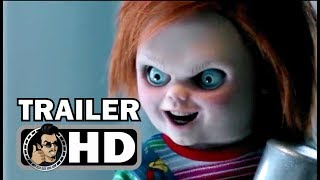 CULT OF CHUCKY Trailer #1 (2017) Brad Dourif, Jennifer Tilly Horror Movie