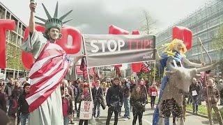 ألمانيا تنعي مشروع الاتفاقية التجارية الكبرى بين الاتحاد الأوروبي وواشنطن