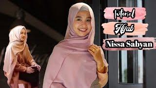 Tutorial Hijab Ala Nissa Sabyan Gambus By Pashmina Pastel