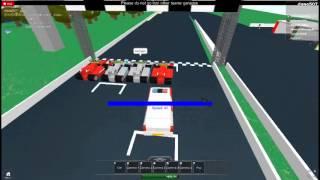 ROBLOX F1 CRASH. EPIC!