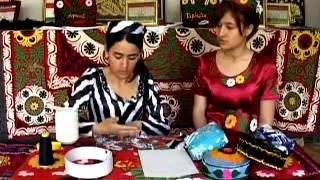 Панҷаи хунар -- ба духтарон нишон додани тарзи духтани токӣ
