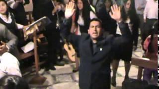 IMPACTO DE FUEGO DEL ESPIRITU SANTO EN IGLESIA DE COYAHUE