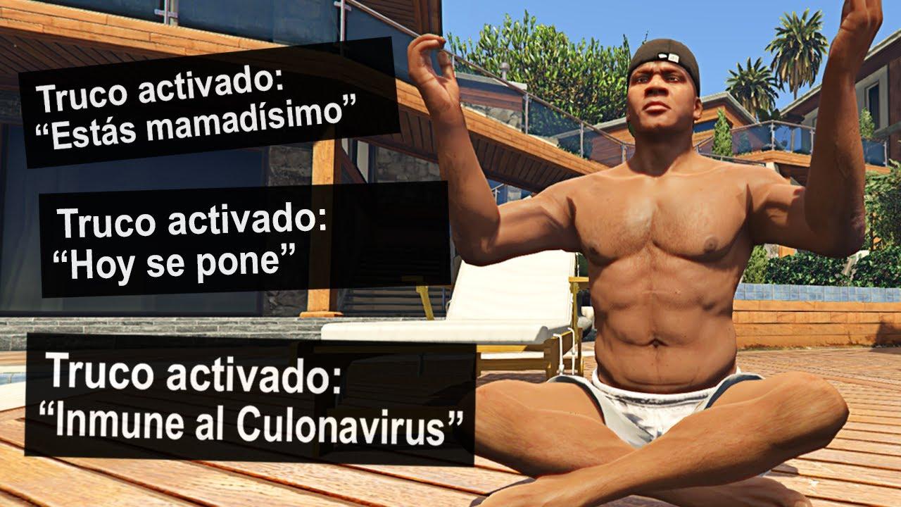 Los Mejores Trucos de GTA 5