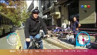 A pedalear - Buen telefe