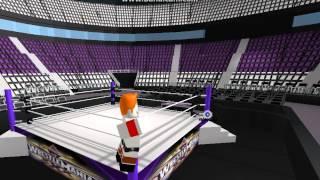 WWE Roblox WrestleMania 31 - Sheamus Vs Cm Punk For WWE WorldHeavy Weight Champion