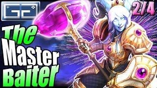 The Master Baiter! HOTS Yrel Guide of Abilities & Talents [Part 2/4] | Let
