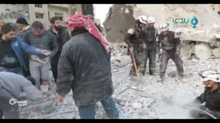 الهدنة المزعومة مقبرة العديد من الأطفال في سوريا