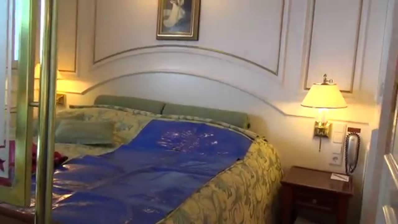 Traumschiff Zdf Ms Deutschland Kreuzfahrt Suite Blau Deck