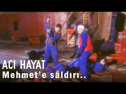 Mehmet'e Dört Kişi Saldırıyor - Acı Hayat 4.Bölüm