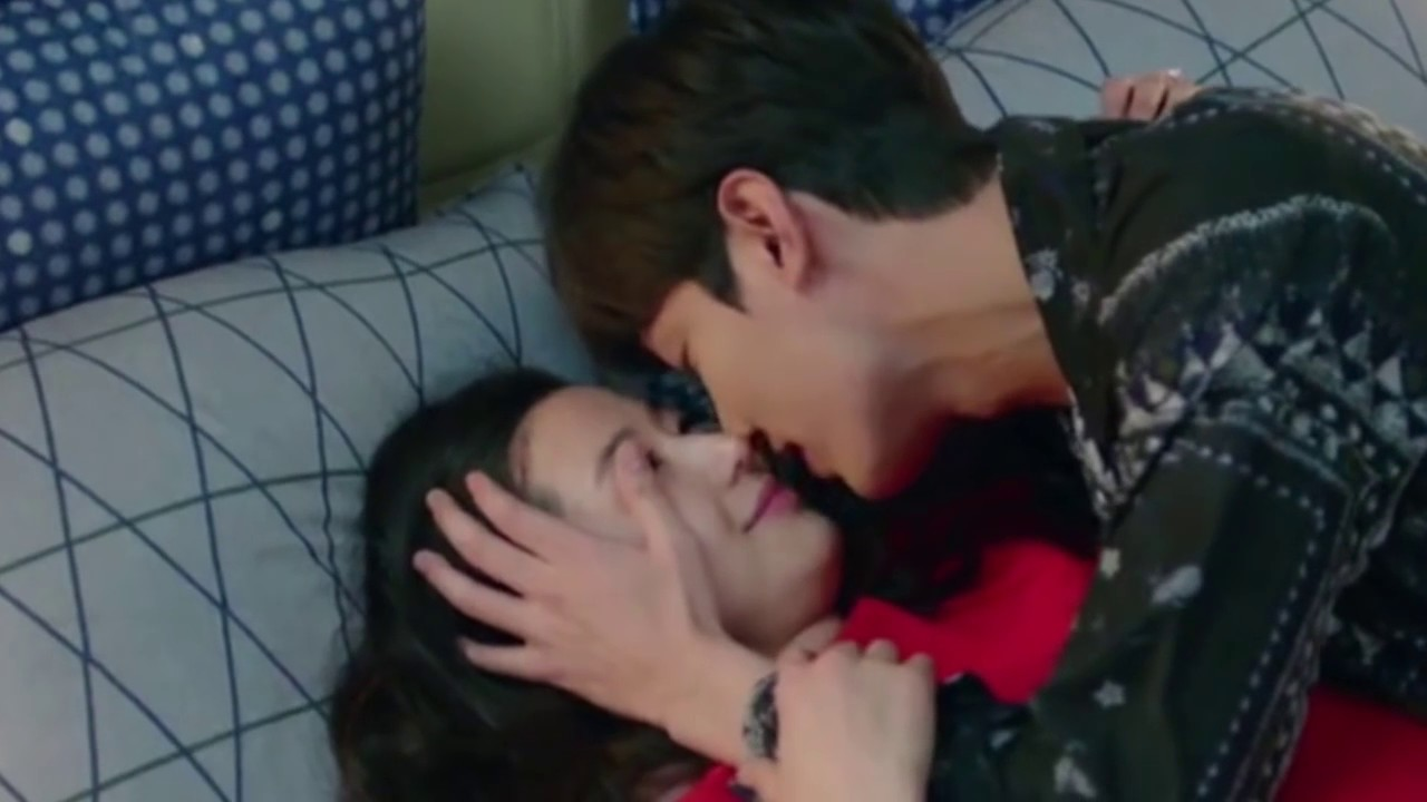 Citaten Zoon The Legend Of The Blue Sea : Legend of the blue sea ep kiss scene full zoom slow