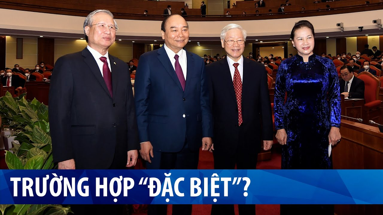 Tranh giành ghế Tổng bí thư: Nguyễn Xuân Phúc vẫn chưa bỏ cuộc - YouTube