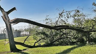 Massive Wind Storm Destroyed My Town