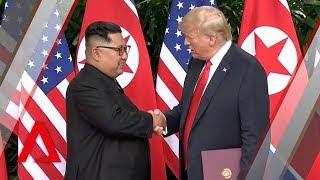 "Trump-Kim summit: Donald Trump says Kim Jong Un is ""worthy negotiator"""