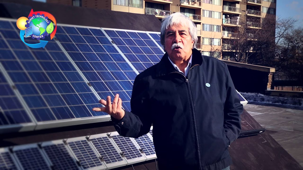 Curso De Paneles Solares Introduccion Youtube