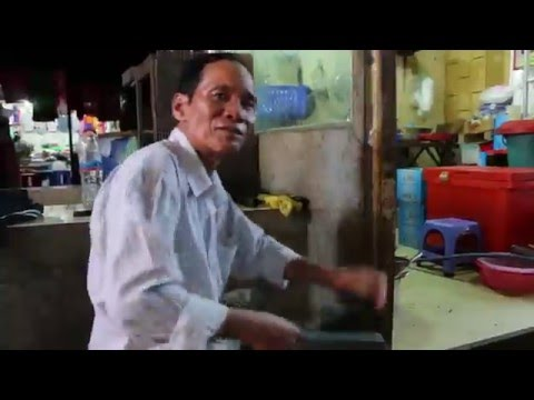 Marche Russe - Russian Market - Psa Tuol Tumpong