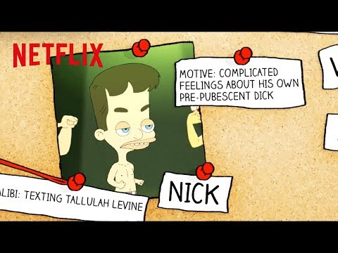 Download Youtube: Big Mouth and American Vandal | Who Drew The Dicks? | Netflix