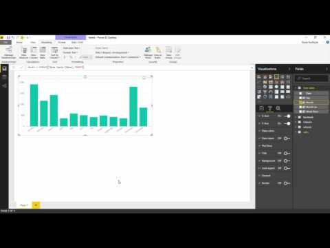 Sort by month in Power BI and Power Pivot with DAX