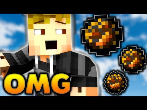 CAN I HIT MYSELF WITH A FIRE BALL..! | Minecraft BED WARS
