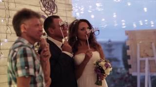 Организация свадьбы в Крыму. Ведущий Макс Фролов и арт - группа FroLOVE