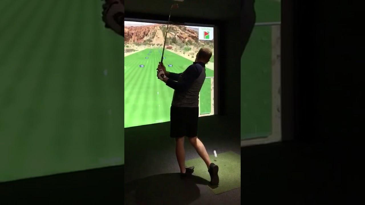 The Bunker Indoor Golf Video Tour Youtube
