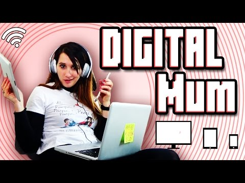 DIGITAL MUM : LE 1ER CLIP D'ANGIE! #STAR INTERNATIONALE