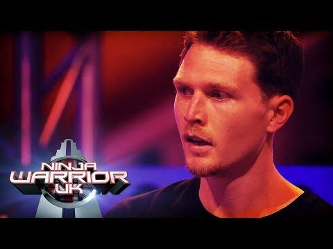 Tim Shieff's unbelievable 55 seconds run  | Ninja Warrior UK